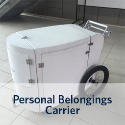 PBC (Personal Belongings Carrier)