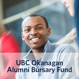 UBC Okanagan Alumni Bursary Fund