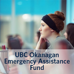 UBC Okanagan Emergency Assistance Fund