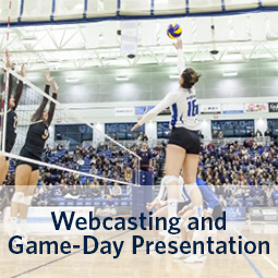 Webcasting and Game-Day Presentation