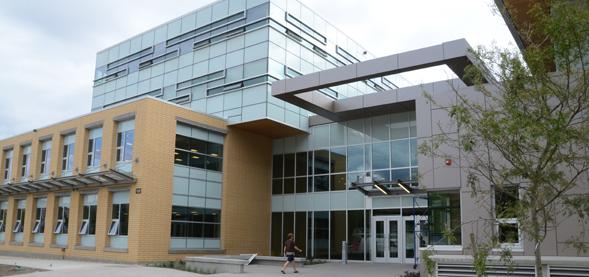 Management Building - UBC OKanagan
