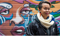 Mural project connects UBC Arts alumna and Downtown East Side