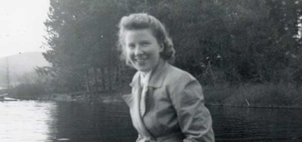 Phyllis Swaisland