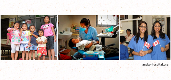 Angkor Hospital for Children - Dental Clinic Support