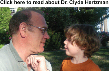 About Dr. Clyde Hertzman