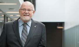 Dean Emeritus Creates Legacy Gift