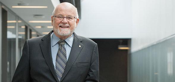 Dean Emeritus John McNeill