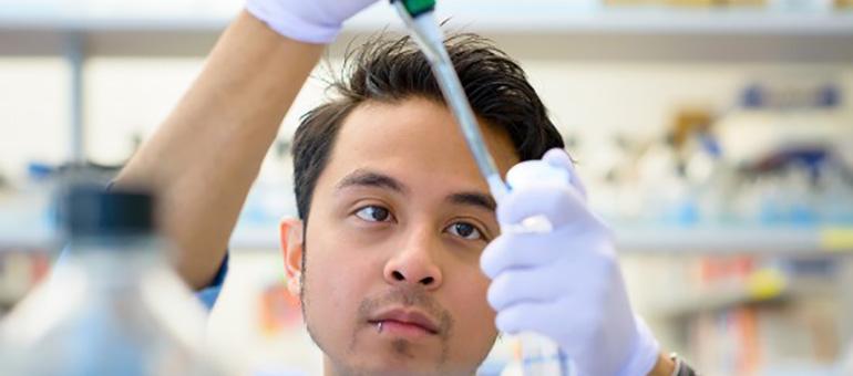 UBC Science student