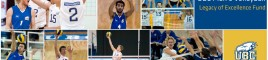 UBC Men's Volleyball  - Legacy of Excellence Fund