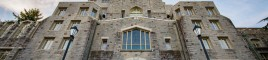 Iona Building Photo: Martin Dee, UBC Communications and Marketing