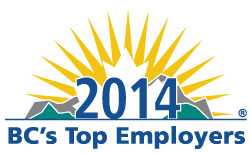 BC's Best Employers 2014