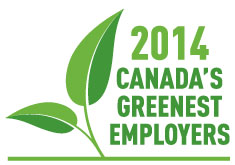 Canada''s Greenest Employers 2014