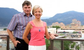 Theresa Arsenault & Stuart Marshall