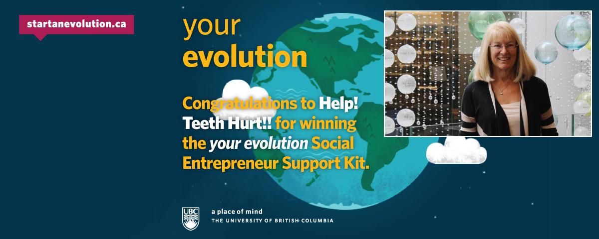 """2015 """"your evolution"""" Winner Announced"""
