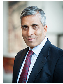 UBC President and Vice-Chancellor Arvind Gupta