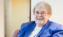 Nursing Pioneer Leaves Bequest to School of Nursing