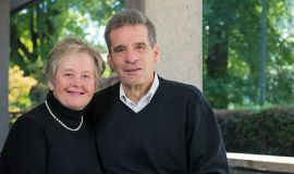 Dr. Larry Warshawski and Dr. Anne Wachsmuth