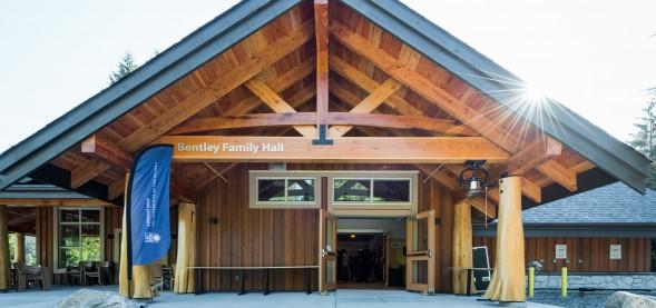 Bentley Family Hall. Photo: Don Erhardt