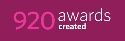 920 awards created