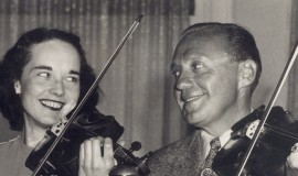 Violinist Shares Love of Music Through Legacy Gift
