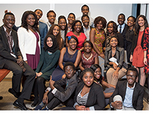 Mastercard Foundation Scholars 2015