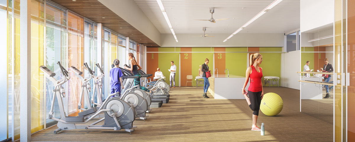 Poole Foundation provides million-dollar gift for research and rehabilitation gym