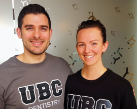 UBC Dentistry Celebrates Blue & Gold!