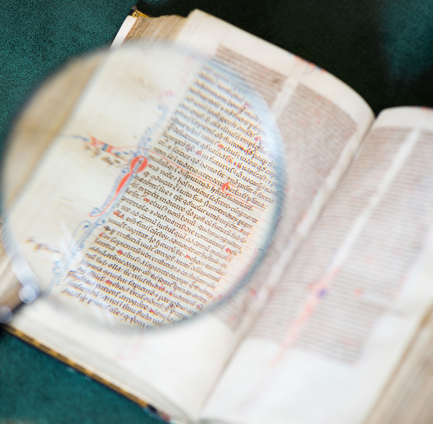 A treasured manuscript | UBC Library