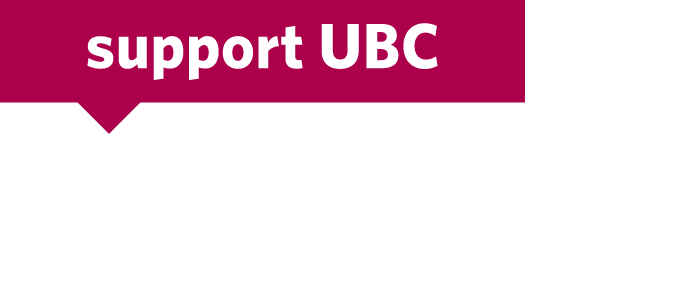 support UBC: it's yours
