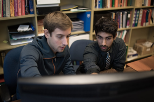 David Cheriton donated $7 million to create a new chair in computer science and $535,800 to create a new first-year course in computational thinking. Photo: UBC.