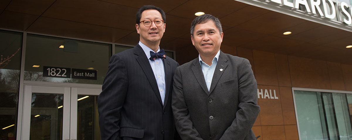 FNHA and UBC establish chair to prevent cancer and improve wellbeing