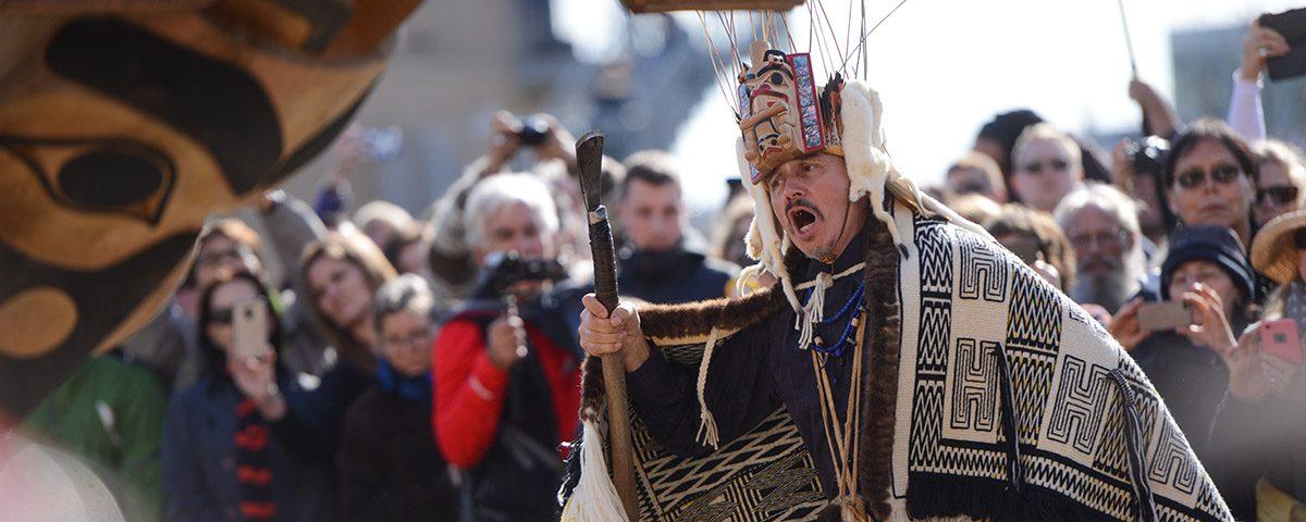 Reconciliation Pole UBC