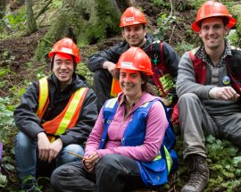 UBC Forestry Field School