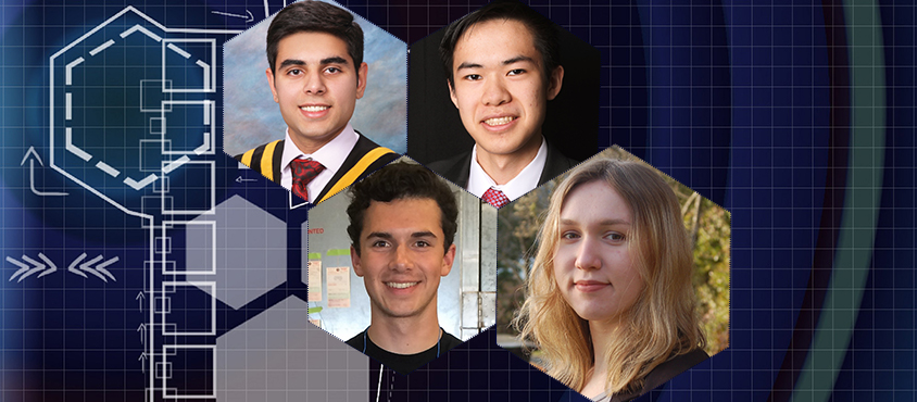 Students at the University of British Columbia receive Canada's largest STEM scholarship