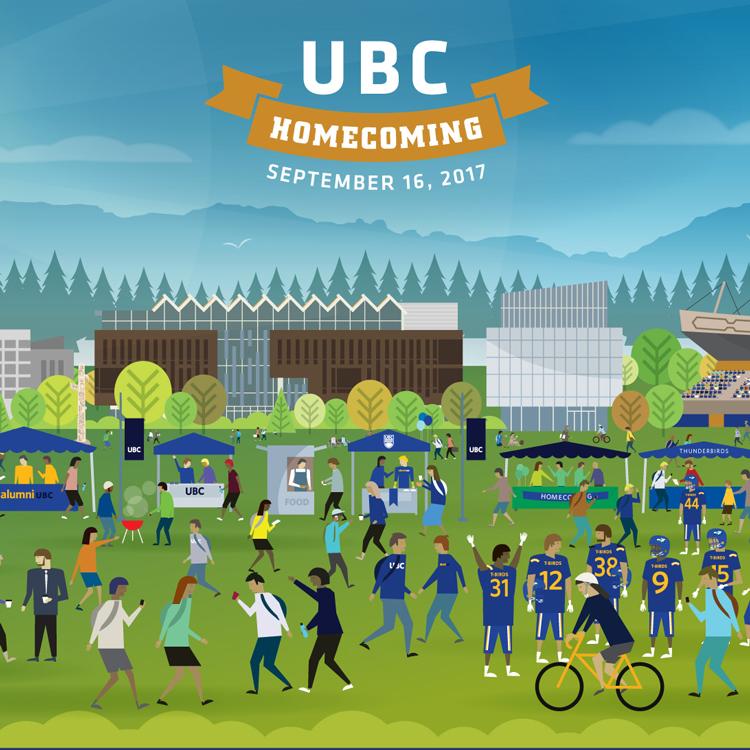 UBC Homecoming Game