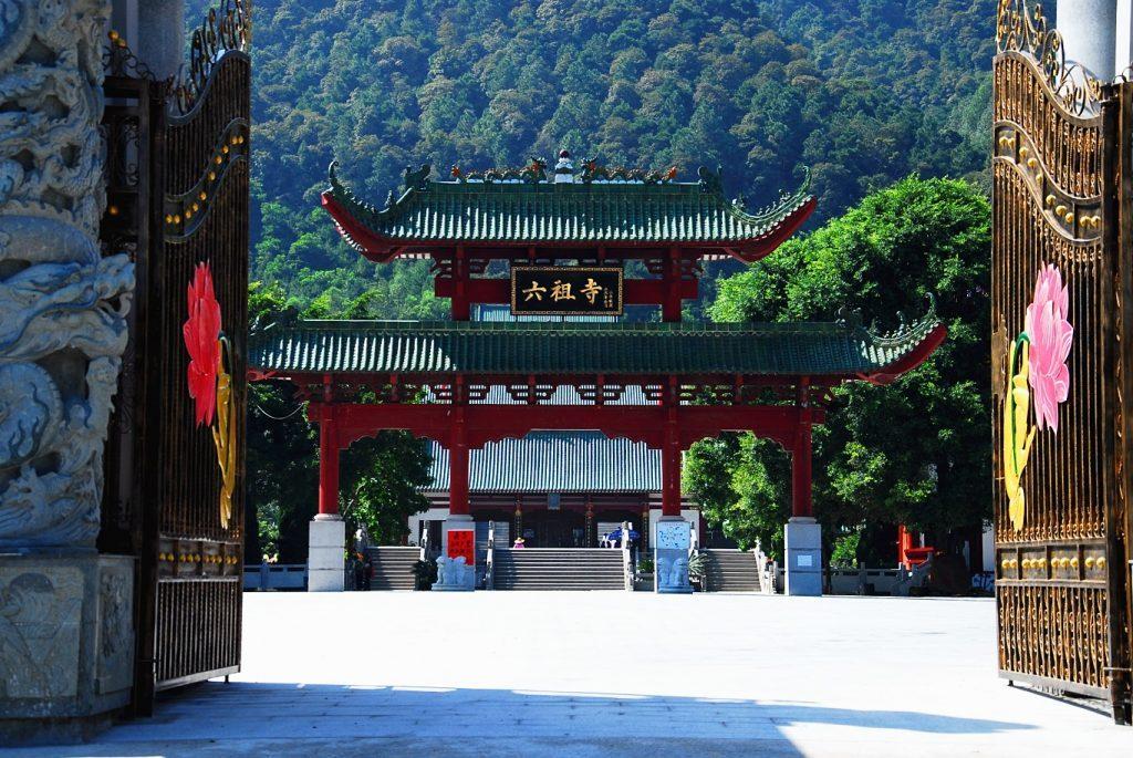Liuzu Temple