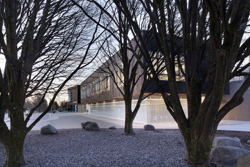 The Chan Gunn Pavilion