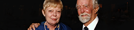 Beryl and Patrick Campbell