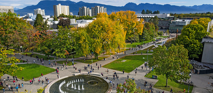 Vancouver Campus / Photo Credit: Hover Collective
