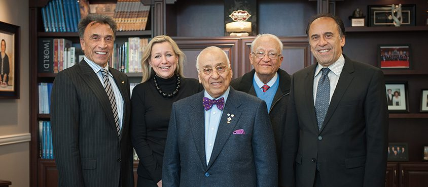 The Djavad Mowafaghian Foundation Board