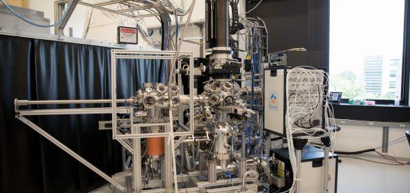 Stewart Blusson Quantum Matter Institute laboratory