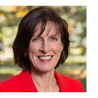 Heather McCaw, new VP, DAE