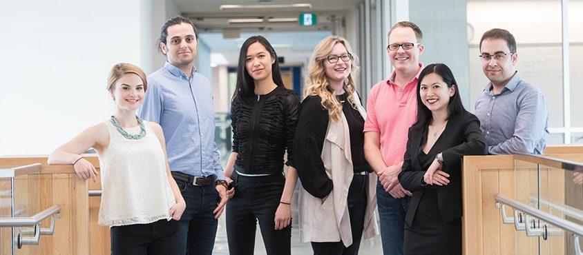 Winners of Friedman Award for Scholars in Health