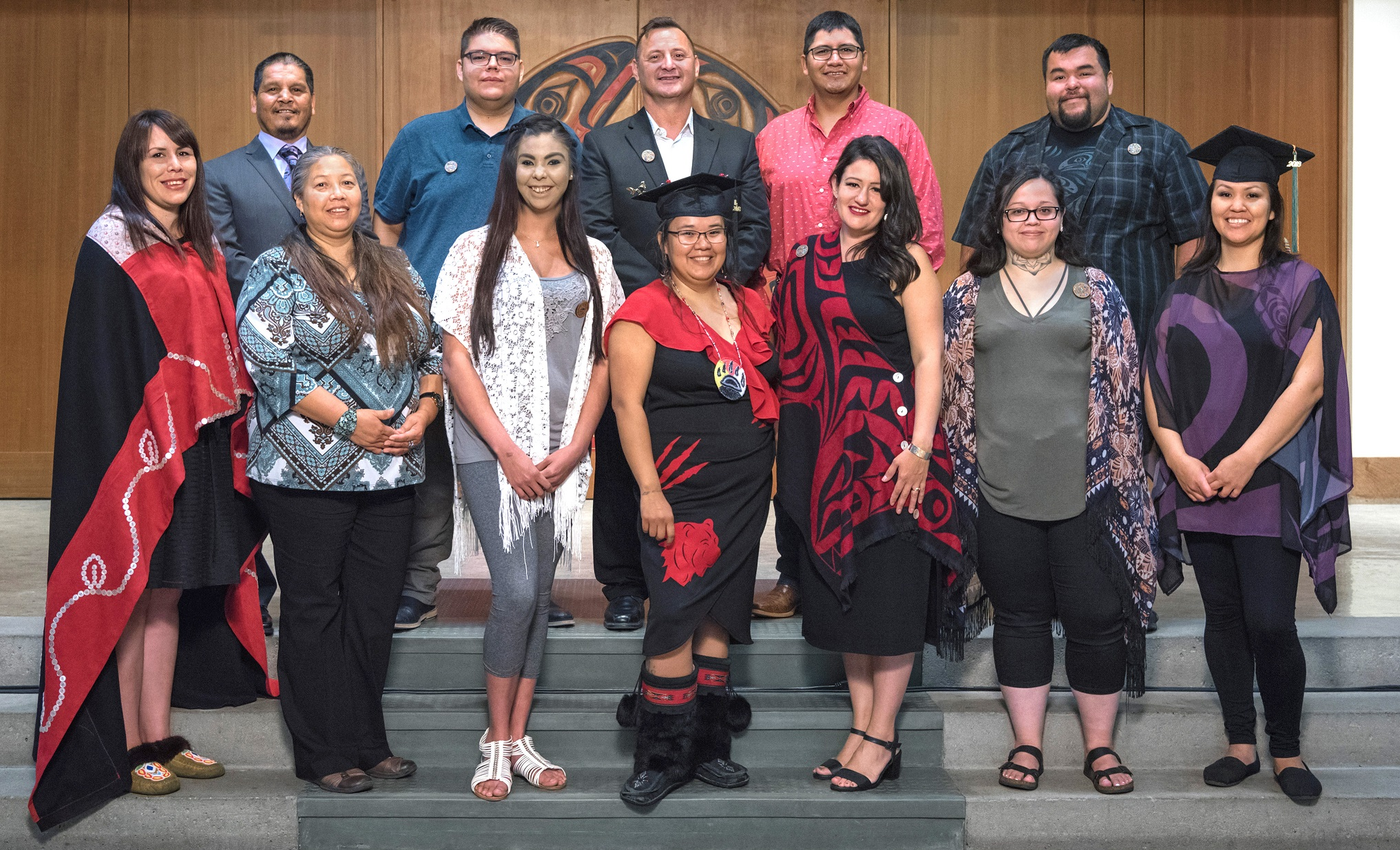 Ch'nook encourages and supports business education opportunities for Indigenous people throughout B.C. through a wide range of programs and activities. The Advanced Management Program provides business management skills to individuals from the Indigenous community with at least five years of work experience and a strong desire to start and manage business activities.