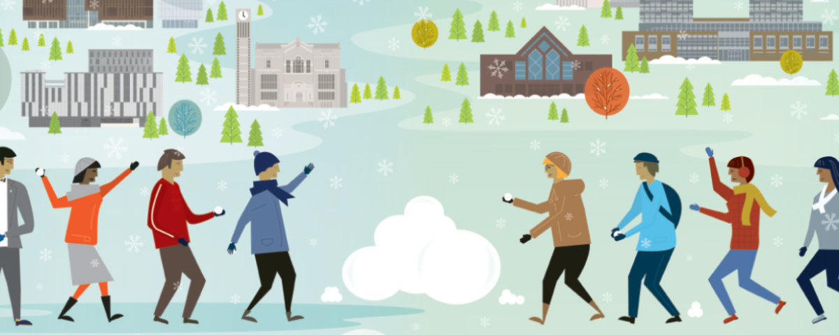 Warm Wishes for Happy Holidays from UBC!
