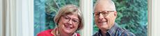 Barbara Dabrowski and Robert Shepherd