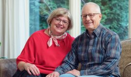 Barbara Dabrowski and Robert Shepherd