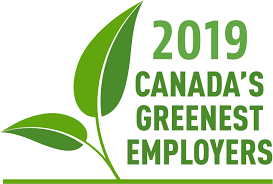 Canada''s Greenest Employers 2019