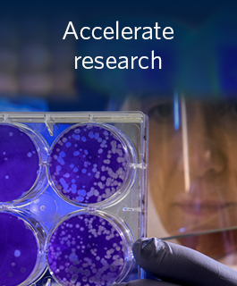 Accelerate research