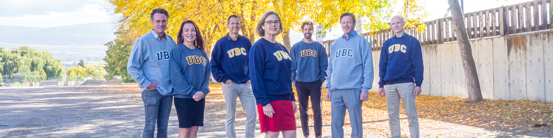 $1M gift from Stober Foundation to support UBCO students and public health